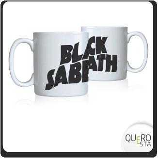 Caneca Black Sabbath  em São Paulo