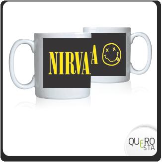 Caneca Nirvana