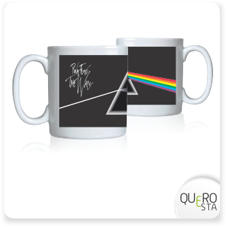 Caneca Pink Floyd