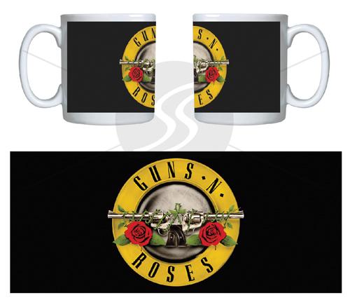 Caneca Guns'n roses