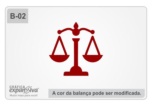 Balanças Moderna para Advogados