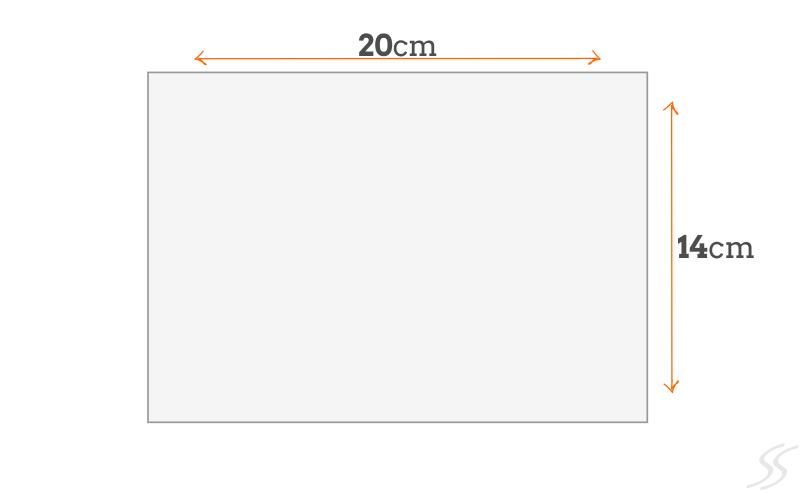 Padrão Notificação de Receita 15x21 cm