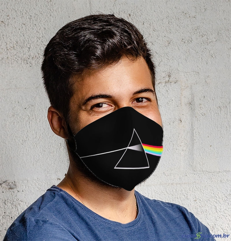 Máscara Pink Floyd, The Dark Side of the Moon