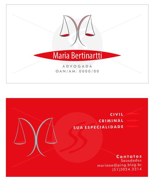Cart 245 Es De Visita Para Advogados M33 Gr 225 Fica Expanssiva