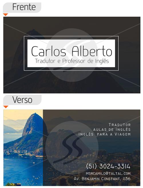 card professores6 - Cartões de Visita Criativos para Professores