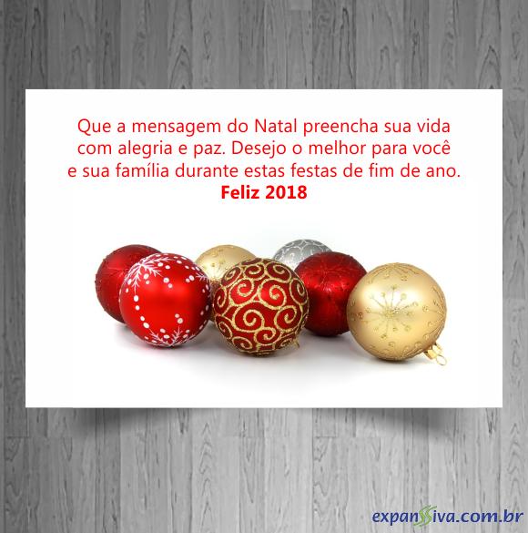 Cartões Comemorativos Para Natal M19684 Gráfica Expanssiva