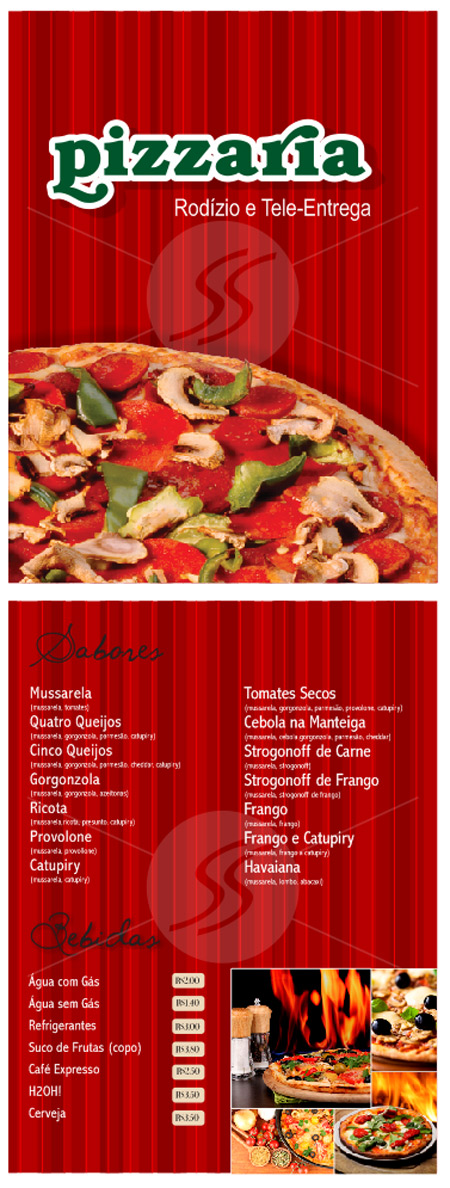 graficas panfletos de pizzarias, comprar panfletos, panfletos pizza