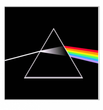 Azulejo The Dark Side of the Moon - Pink Floyd
