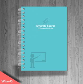 cadernos presentes criativos para professores