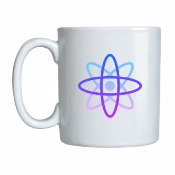 caneca personalizada simbolo da fisica