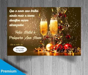 Cartoes De Natal Personalizados Para Empresas Online Grafica