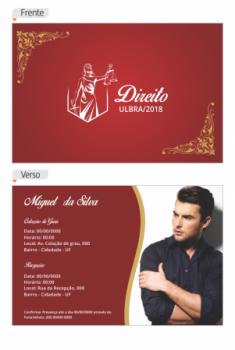 Convites De Formatura Criativos E Personalizáveis Gráfica