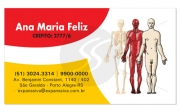 cartoes de visita fisioterapia