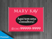 grafica mary kay banner