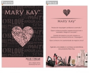 Panfleto Mary Kay