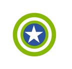 Convites Capitão América