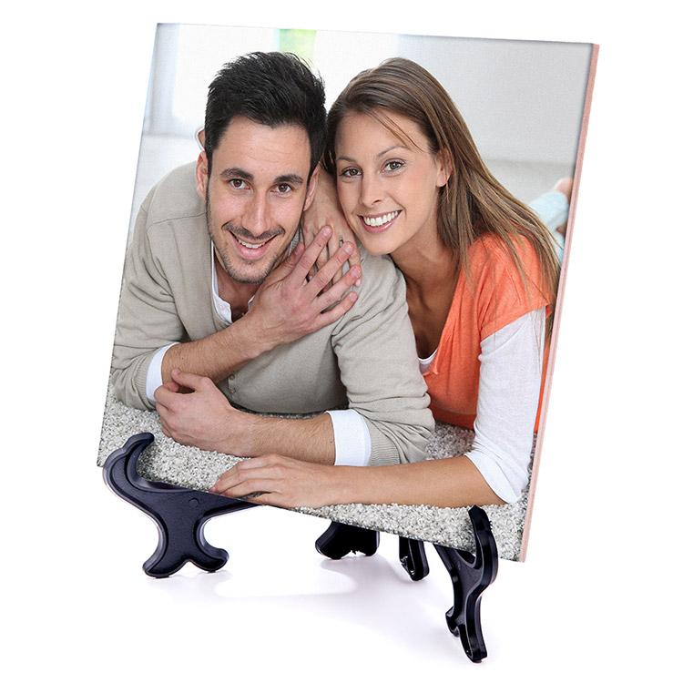 Azulejo personalizado dia dos namorados fundo branco for Azulejos personalizados