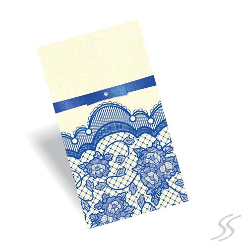 convite de casamento azul com detalhes especiais - Convites para casamento| Setembro 2019 à Janeiro de 2020
