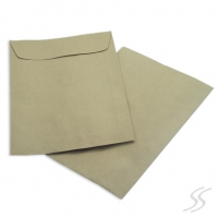 Envelopes Kraft Natural 80gr. - 16x22,9cm (SxI)