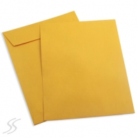 Envelopes Kraft Ouro 80gr. - 16x22,9cm (SxI)