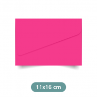 Envelope Rosa - Color Plus - 11x16 cm