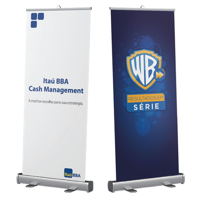 PDV - Roll UP Personalizado