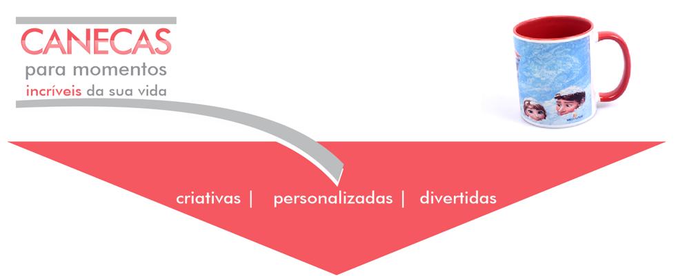 Canecas Personalizadas e Criativas em Porto Alegre